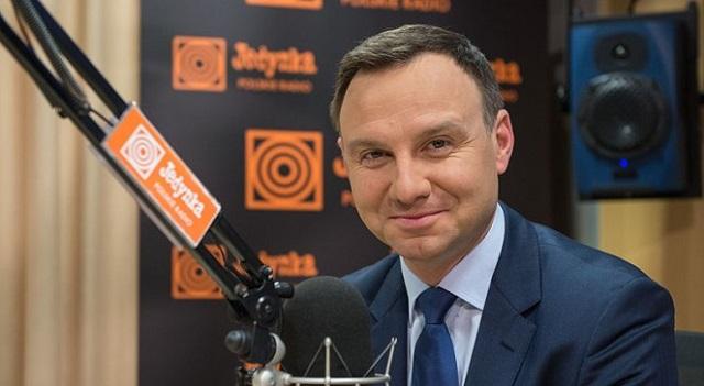 Дуда планирует посетить Харьков