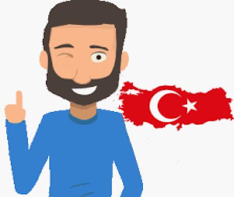Турецкий с носителем языка