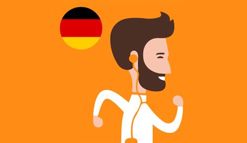 Научиться говорить по-немецки срочно!