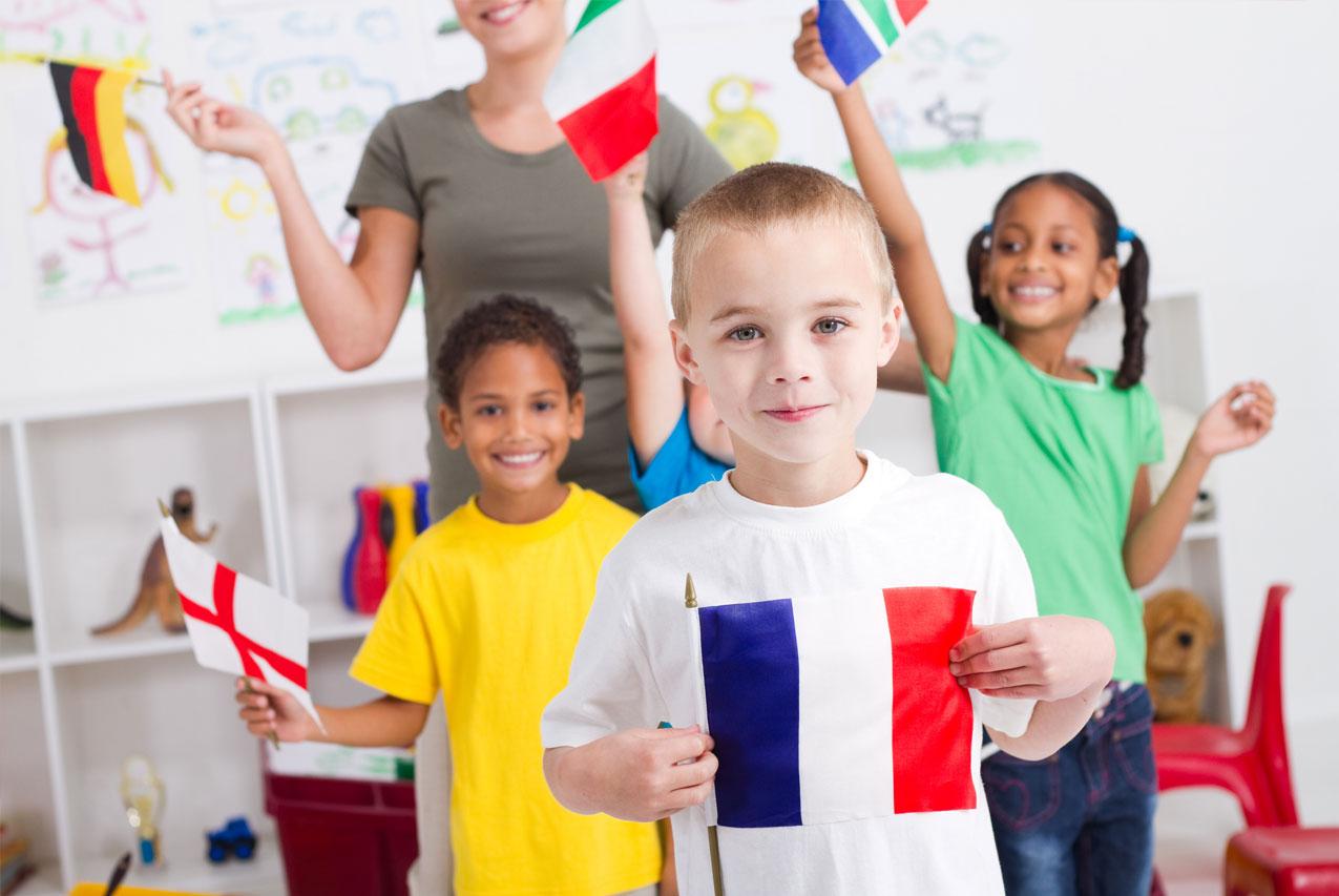 Французька мова для дітей