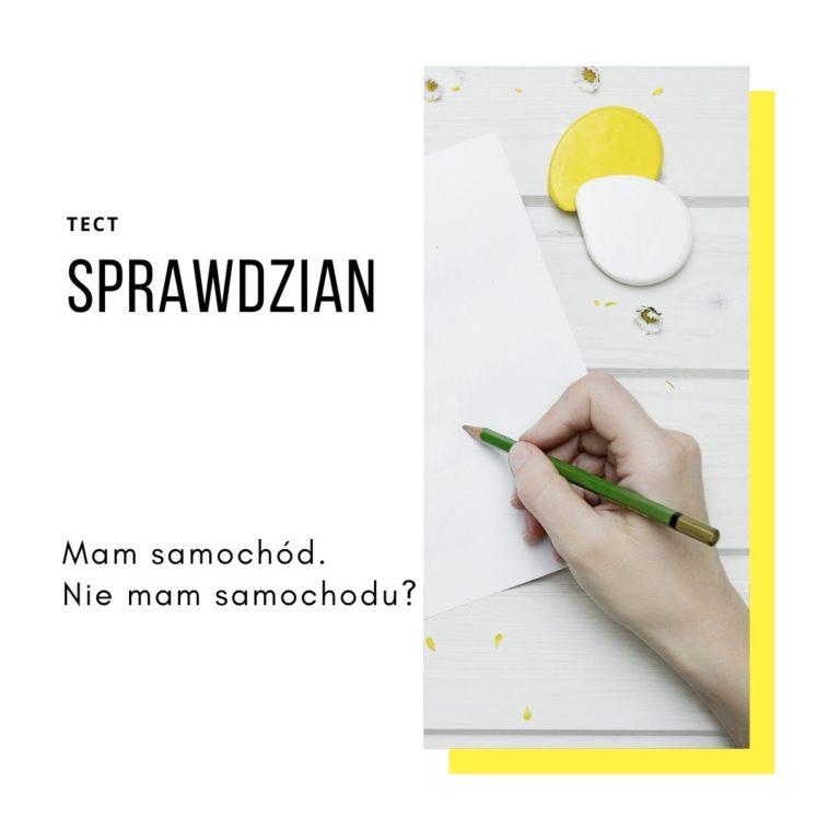 Польская грамматика #10