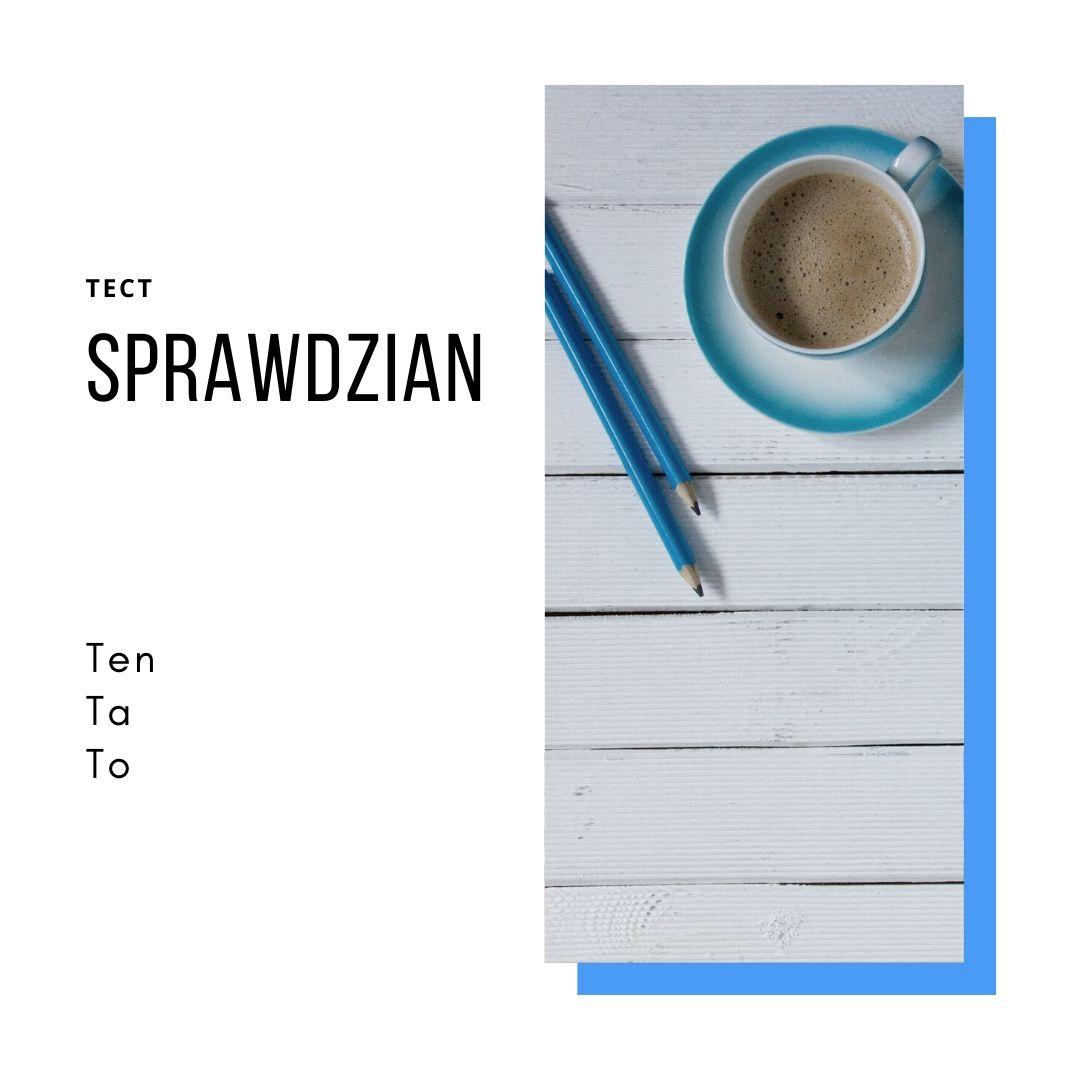 Польская грамматика #7