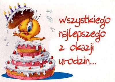 Польская лексика #5 — Как поздравить друга на польском