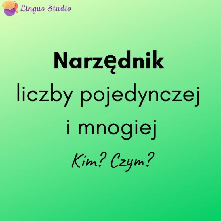 Польская грамматика #23