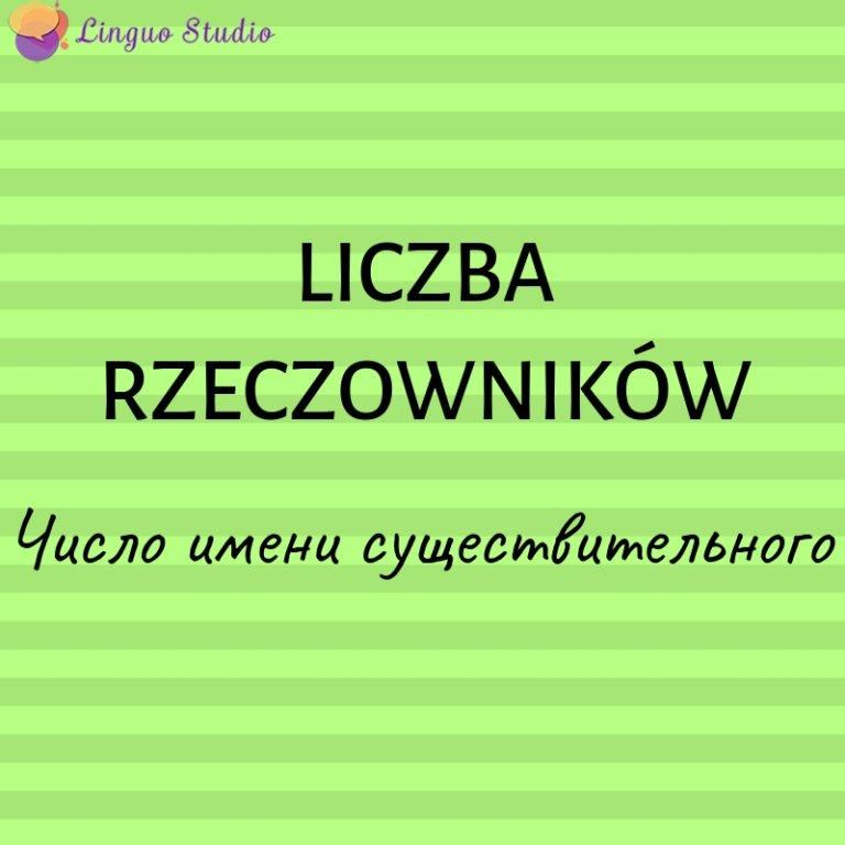 Польская грамматика #44