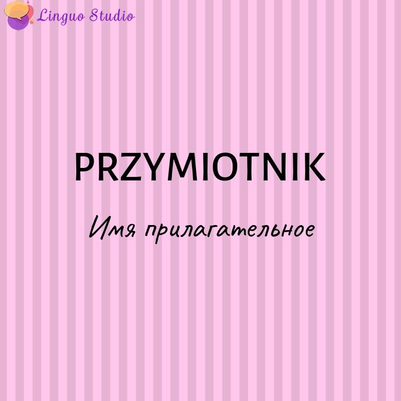 Польская грамматика #46